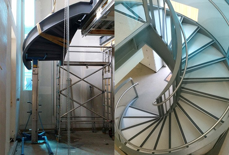 Greenford Spiral Staircase and Balustrade Works
