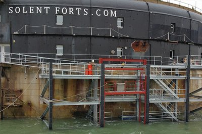 Solent Forts Landing Stage and Associated Works
